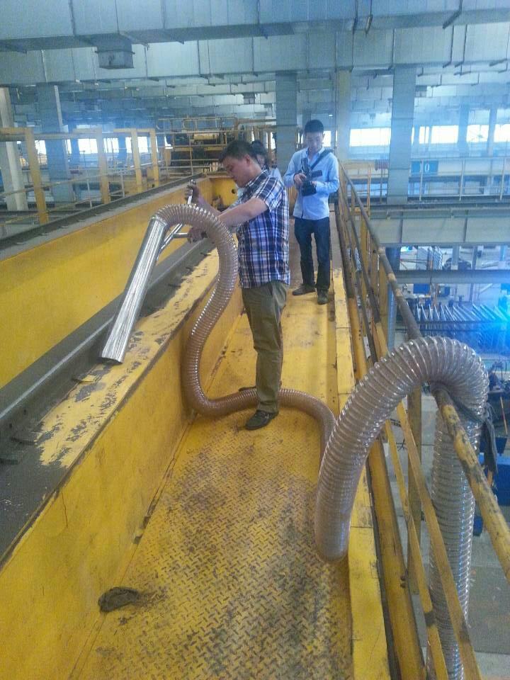 平顶山矿山机械厂清洁天吊