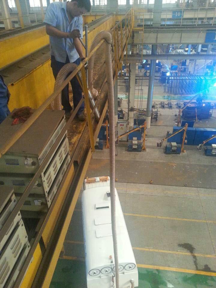 平顶山矿山机械厂清洁天吊2